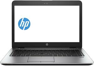 "HP EliteBook 840 G4 14"" TouchScreen(Intel Core i7-7600U, 512GB SSD, 16GB, Webcam"