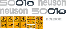 Neuson 5001 Dumper decalcomanie