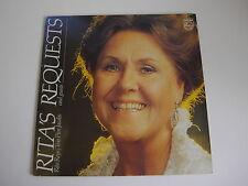 Rita Reys & Trio Pim Jacobs Rita´s Requests Philips 822 775/1 Dutch Jazz LP