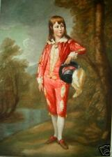 SIR THOMAS GAINSBOROUGH (AFTER) THE PINK BOY ENGRAVING