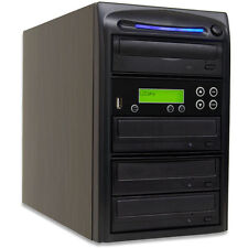 SySTOR 1-3 Standalone USB Memory Flash Drive to Disc (CD DVD) Duplicator Tower