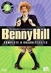 Benny Hill: Complete and Unadulterated - The Naughty Early Years: Set 2 dvdAAR