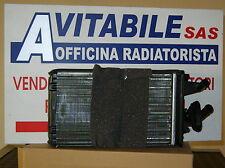 Radiatore Riscaldamento Alfa 155 Dal '92 -> Completo di rubinetto