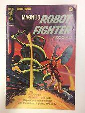 Magnus Robot Fighter #24 Bande Dessinée Gold Key 1968