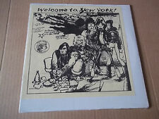 ROLLING STONES - WELCOME TO NEW YORK (1972) rare live LP TMOQ RE: SEALED