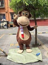 New monkey Mascot Costume Fancy Dress Adult Suit Size R161