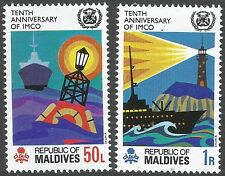 Maldivian Decimal Stamps