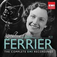 Kathleen Ferrier: The Complete EMI Recordings (CD, 2012, 3 Discs, EMI Classics)
