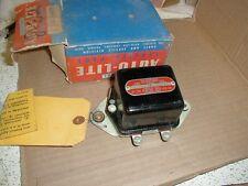 NOS AUTOLITE HUDSON 1941-9 VOLTAGE REGULATOR 6 VOLT MODELS