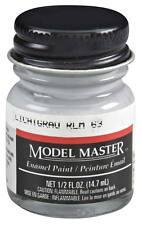 Testors Model Master Light Gray/Lichtgrau RLM63 1/2 oz Enamel Paint 2077 TES2077