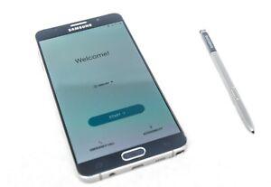 Samsung Galaxy Note5 SM-N920T - 64 GB - Black Sapphire (T-Mobile) Smartphone