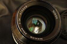 Nikon Nikkor  35mm f 1,4   AI
