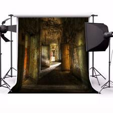 Vinyl Studio Background Photo Backdrop Props Indoor Vintage House 8x8ft Scene