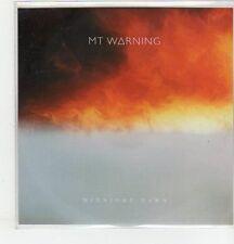 (EQ956) Mt Warning, Midnight Dawn - 2013 DJ CD