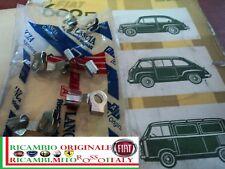 Fiat 850 / Fermo destro Tirante carburatore 814838