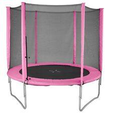 Evostar II 6ft Trampoline and Enclosure Pink