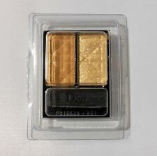 CHRISTIAN DIOR 3 COLOR EYE SHADOW #651- NUDE GLOW 2.3G / 0.08 OZ NEW REFILL(T)