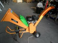 PETROL GARDEN CHIPPER SHREDDER  NEW 2 YEAR 5 ONLY AT THIS PRICE ct394