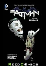 BATMAN VOLUME 7 ENDGAME HARDCOVER New Hardback Collects (2011) #35-40