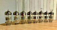 6N24P 6Н24П 8pcs (ECC89, 6FC7) Unused Reflector Double triode tubes