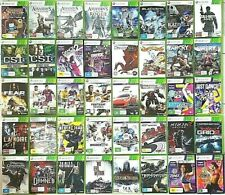 XBOX 360 Games : Select Your Titles - Microsoft Xbox 360 - FREE POST