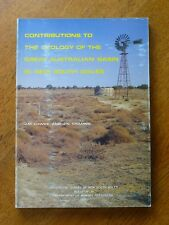 Contributions to the geology of the Great Australian Basin in New South Wales