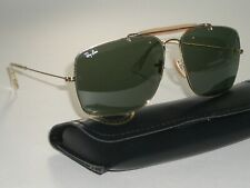 VINTAGE B&L RAY BAN W0504 G15 UV GEP OUTDOORSMAN EXPLORER AVIATOR SUNGLASSES