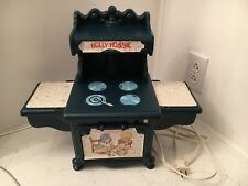 Vintage 1970s Holly Hobbie Easy Bake Oven by Coleco WORKS!