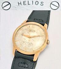 Vintage Precimax Helios 21 Jewel Shock Protected Mens Swiss Wristwatch