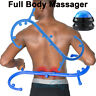 Back & Neck Acupressure Massager Body Trigger Point Self Therapy Massage Tool