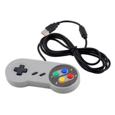 Super Nintendo SNES USB GAME Regler Gamepad Joypad PC Mac Windows PAD BAF