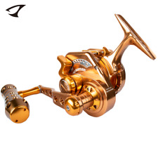 Jigging Master Limited Edition Underhead Pe5 Lh Reel Brown/Gold