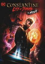 DC Constantine City of Demons (DVD, 2018)  Coming soon / ship out Oct 23