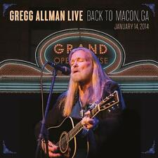 Rock's Gregg Allman Jazz Musik-CD