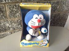 Vintage#2003 DORAEMON MILLE NOTE interactive electronic plush singer official