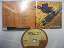 NICK KAIL TV Junkies –  UK CD – Gung Ho Music Library Ltd - Themes - BARGAIN!