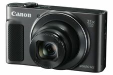 Cámaras digitales negro Canon menos de 8 MP