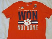 NCAA Clemson Tigers National Championship Nike T-Shirt 2XL/XXL/XX-Large NWT