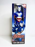 Marvel Titan Hero Series 12-inch Iron Patriot Figure Action Figure Hasbro New