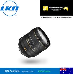 Nikon Nikkor AF-S DX 16-80mm f2.8-4E ED VR Lens - 2-Year Nikon Warranty