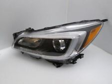 Subaru Legacy / Outback Left Halogen Headlight 15 16 17 OEM Black Housing