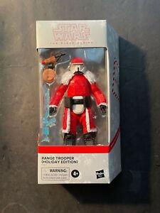 Star Wars The Black Series Holiday Edition Range Trooper