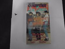 LEARN COUNTRY LINE DANCING  VHS NEW - ROMEO, COWBOY HIP-HOP ALLEY CAT & MORE
