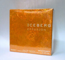 Iceberg Effusion profumo donna eau de toilette 75 ml spray femme woman originale