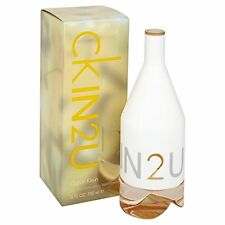 Calvin Klein CKIN2U Women Eau De Toilette Spray 3.4oz. BRAND NEW IN BOX