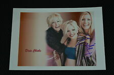 DIXIE CHICKS signed Autogramm In Person 13x18 cm EMILY ROBISON