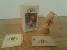 Memories of Yesterday Lucie Attwell Special Delivery Ornament  Figurine 1988