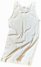 COMME des GARCONS SHIRT STRETCHY SLEEVELESS T-SHIRT / TANK TOP RARE XL fitted