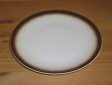 Seltmann Weiden Bavaria 1 Kuchenteller, Brotteller, mit braunen Rand, 17 cm