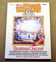 Australian Woman's Weekly Vol. 56 Bicentennial Collector's Edition 1988